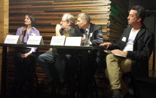 Press Club of Cleveland - Editor-Freelancer Panel
