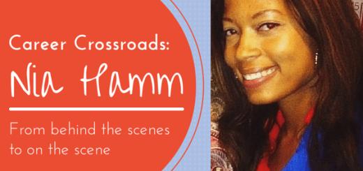 Career Crossroads Nia Hamm 2