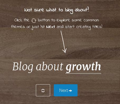 Blog Post Generator