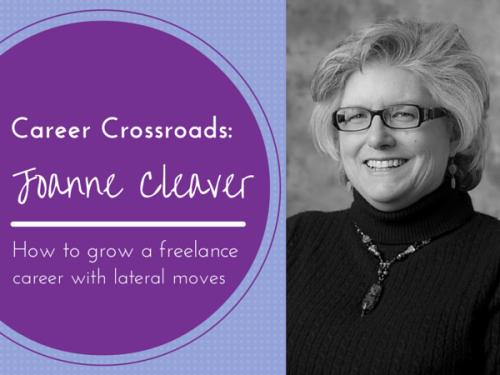 Career Crossroads Joanne Cleaver