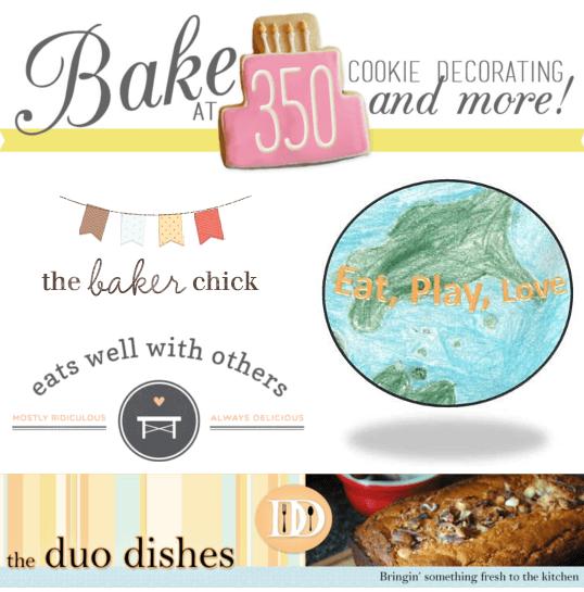 Food Blogs We Love, Volume 2