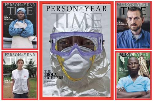 TIME Names Ebola Fighters