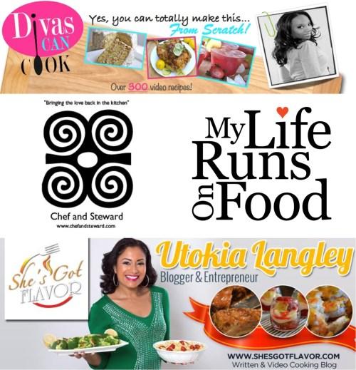 African-American Food Blogs We Love