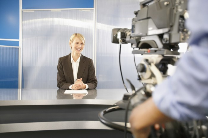 television broadcaster