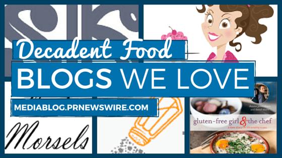 decadent food blogs