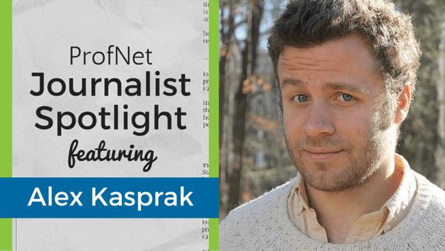 Alex Kasprak, BuzzFeed