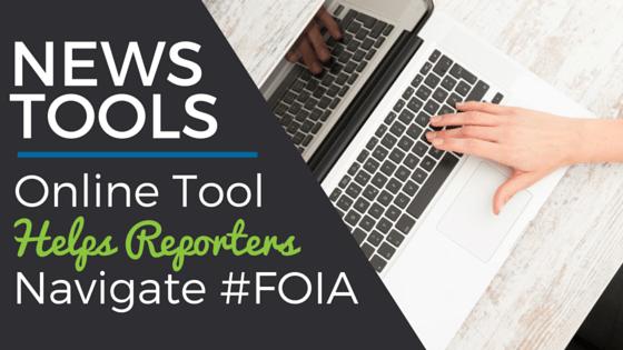 Online Tool FOIA
