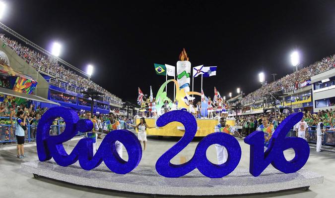 Rio Carnival 2016 - Day 2