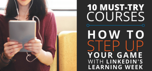 LinkedIn's Week of Learning: 10 courses to take