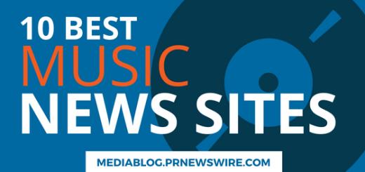 music news sites we love