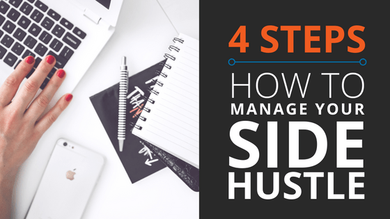 how to manage your side hustle for journalists