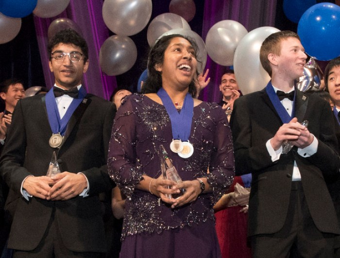 Teen Scientist Researches New Approach to Neurological Damage; Wins Regeneron Science Talent Search 2017