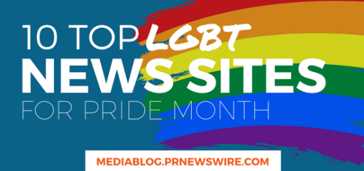 Top LGBT News Sites for Pride Month