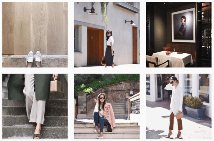 9 to 5 Chic on Instagram