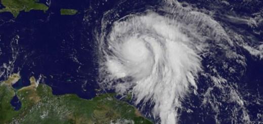 NASA Hurricane Maria