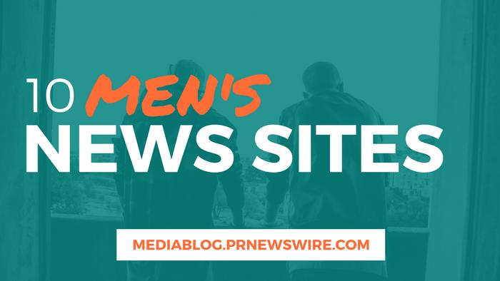 top men's news sites