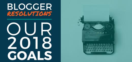 Blogger Resolutions