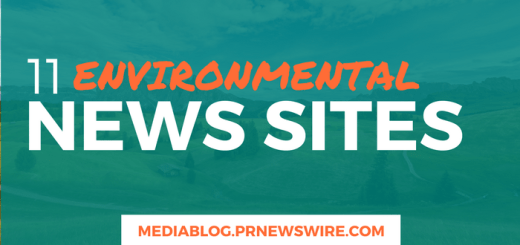 Top Environment News Sites