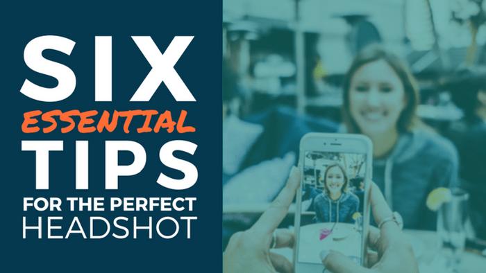 Personal Branding Headshot Tips