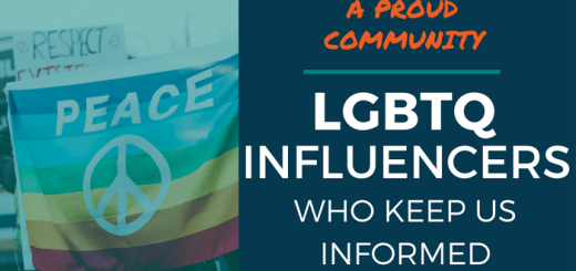 A Proud Community: LGBTQ Influencers Who Keep Us Informed