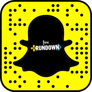E! News' The Rundown on Snapchat