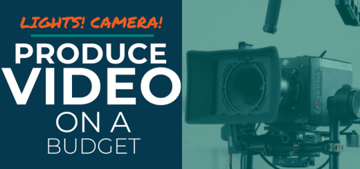 video production budget 1