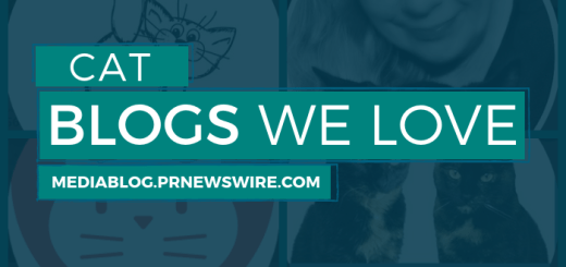 Cat Blogs We Love - mediablog.prnewswire.com