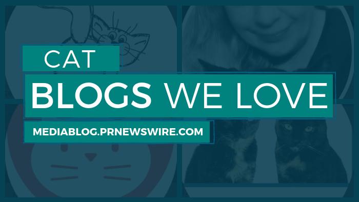 Cat Blogs We Love - mediablog.prnewswire.com
