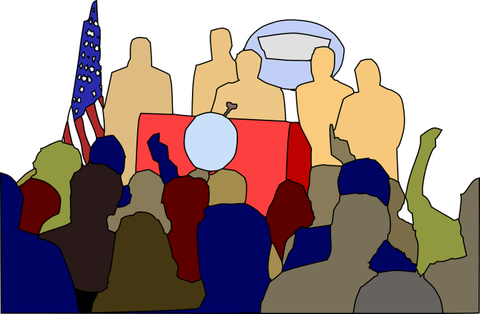 Media Insider: Press conference drawing