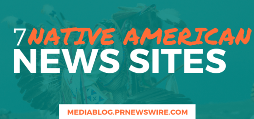 7 Native American News Sites - mediablog.prnewswire.com