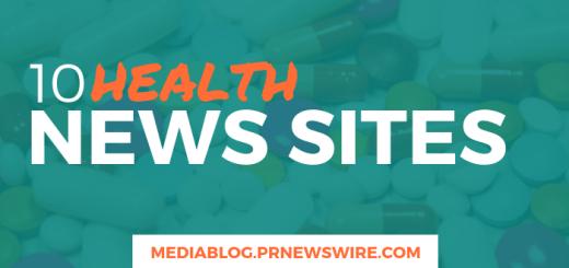 10 Health News Sites - mediablog.prnewswire.com
