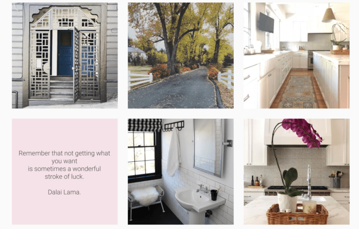 Decluttering Blogs We Love: Six recent posts from @simplifiedbee on Instagram