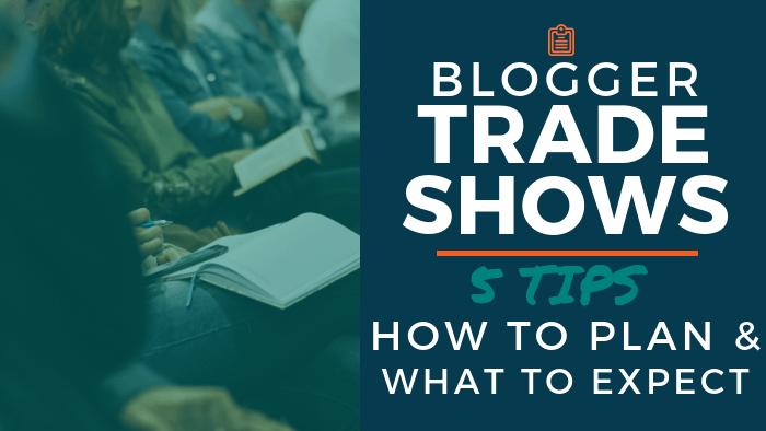 Tradeshows tips erienne