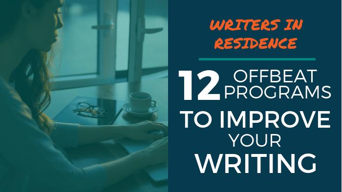 writer residencies 2019