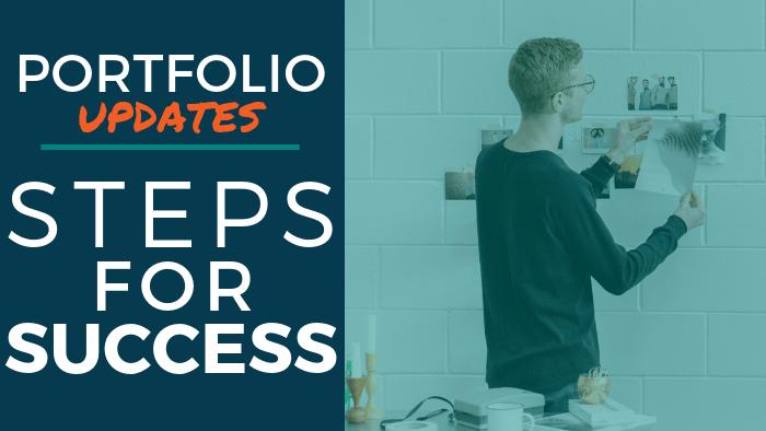 Portfolio Updates: Steps for Success