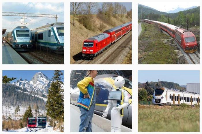 Train Blogs We Love: @saveatrain on Instagram