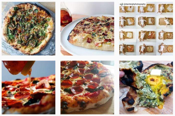 Pizza Blogs We Love - @thursdaynightpizza on Instagram