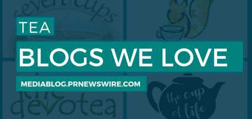 Tea Blogs We Love - mediablog.prnewswire.com