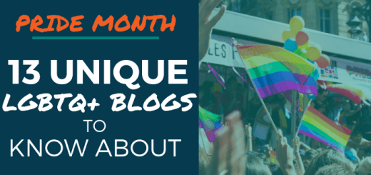 Pride Month: 13 Unique LGBTQ+ Blogs to Know About
