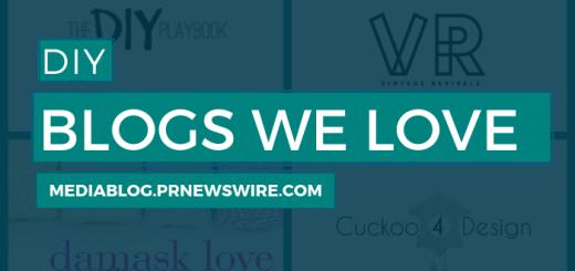 DIY Blogs We Love - mediablog@prnewswire.com