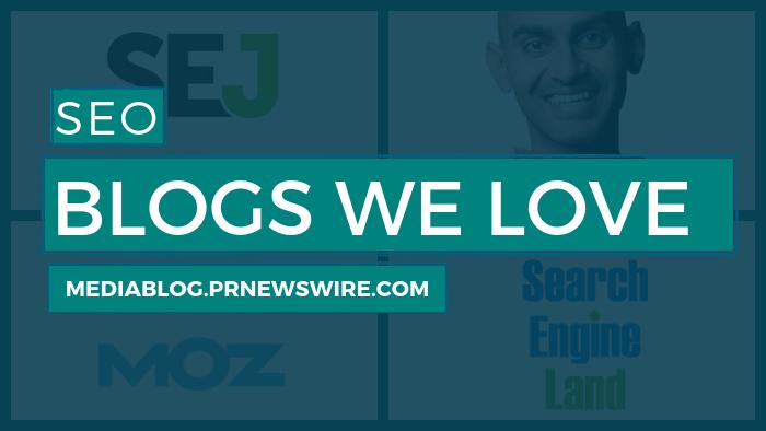 SEO Blogs We Love - mediablog.prnewswire.com