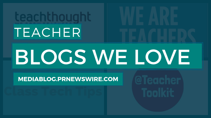 Teacher Blogs We Love - mediablog.prnewswire.com