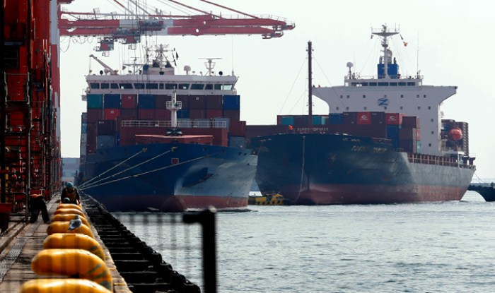 On PR Newswire - Feb 21 2020 - Container ships near a dock