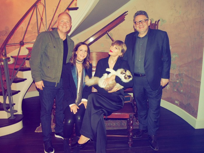 On PR Newswire - 2/7/20 - Taylor Swift Signs Agreement with UMe