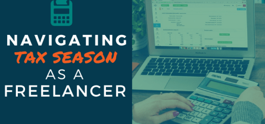 Navigating Tax Season as a Freelancer