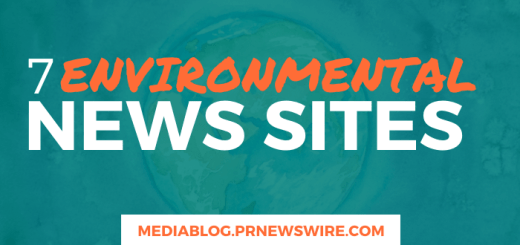 7 Envrionmental News Sites - mediablog.prnewswire.com