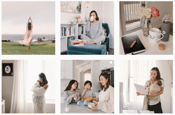Asian American Mom Bloggers We Love - @mommydiary on Instagram