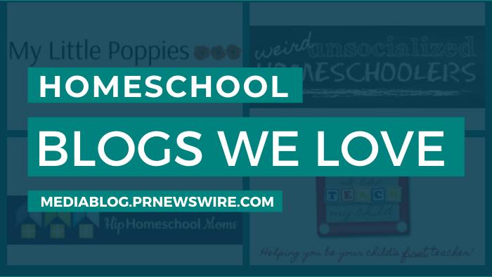 Homeschool Blogs We Love - mediablog.prnewswire.com