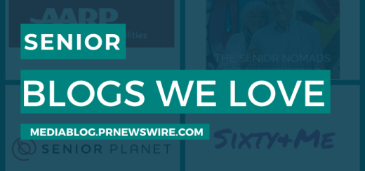 Senior Blogs We Love - mediablog.prnewswire.com