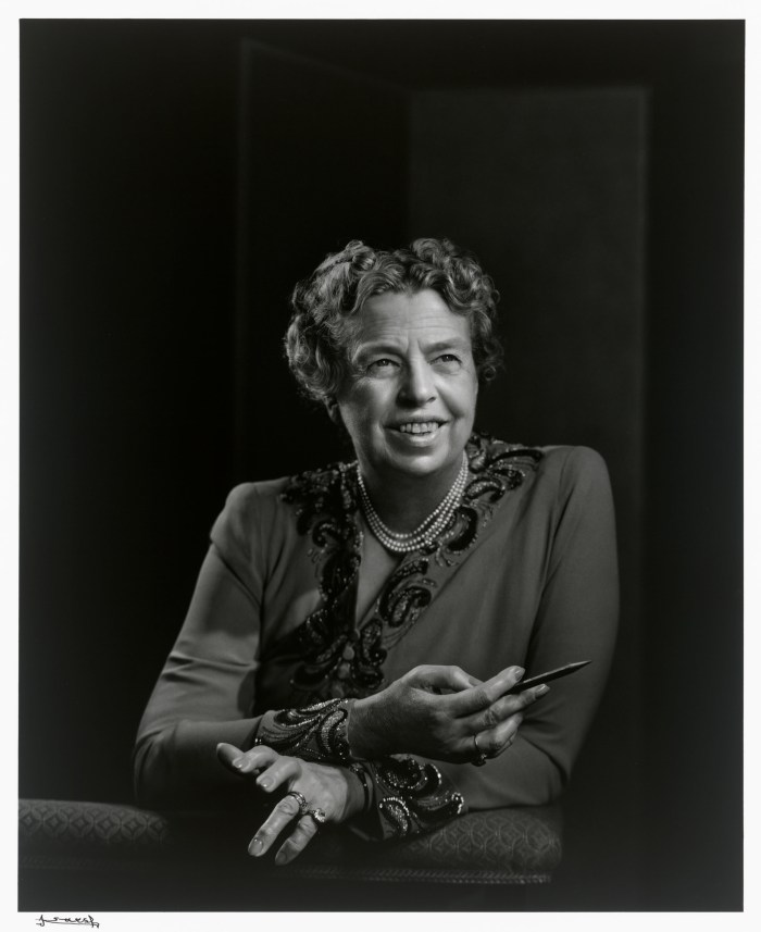 National Portrait Gallery, Eleanor Roosevelt